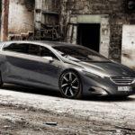 Peugeot e-Legend Concept - Y'en a marre ! 3