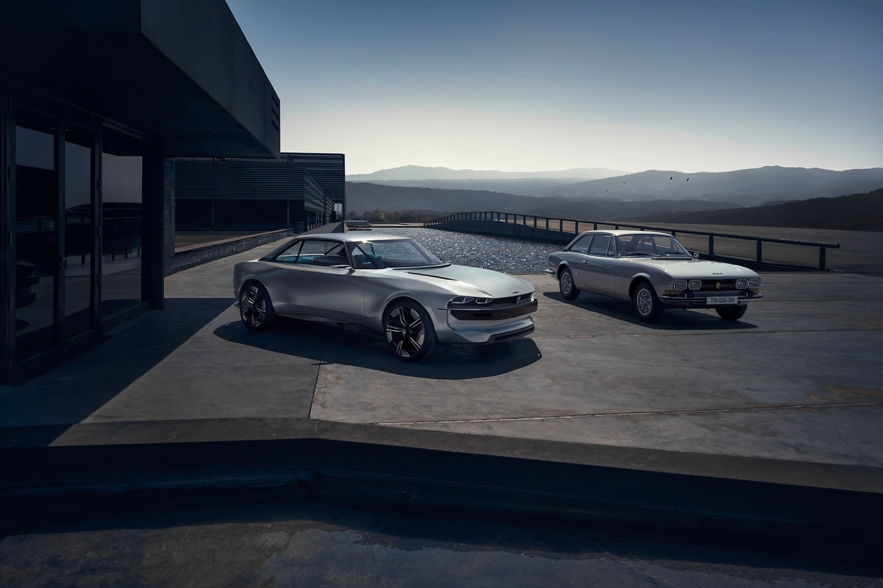 Peugeot e-Legend Concept - Y'en a marre ! 25