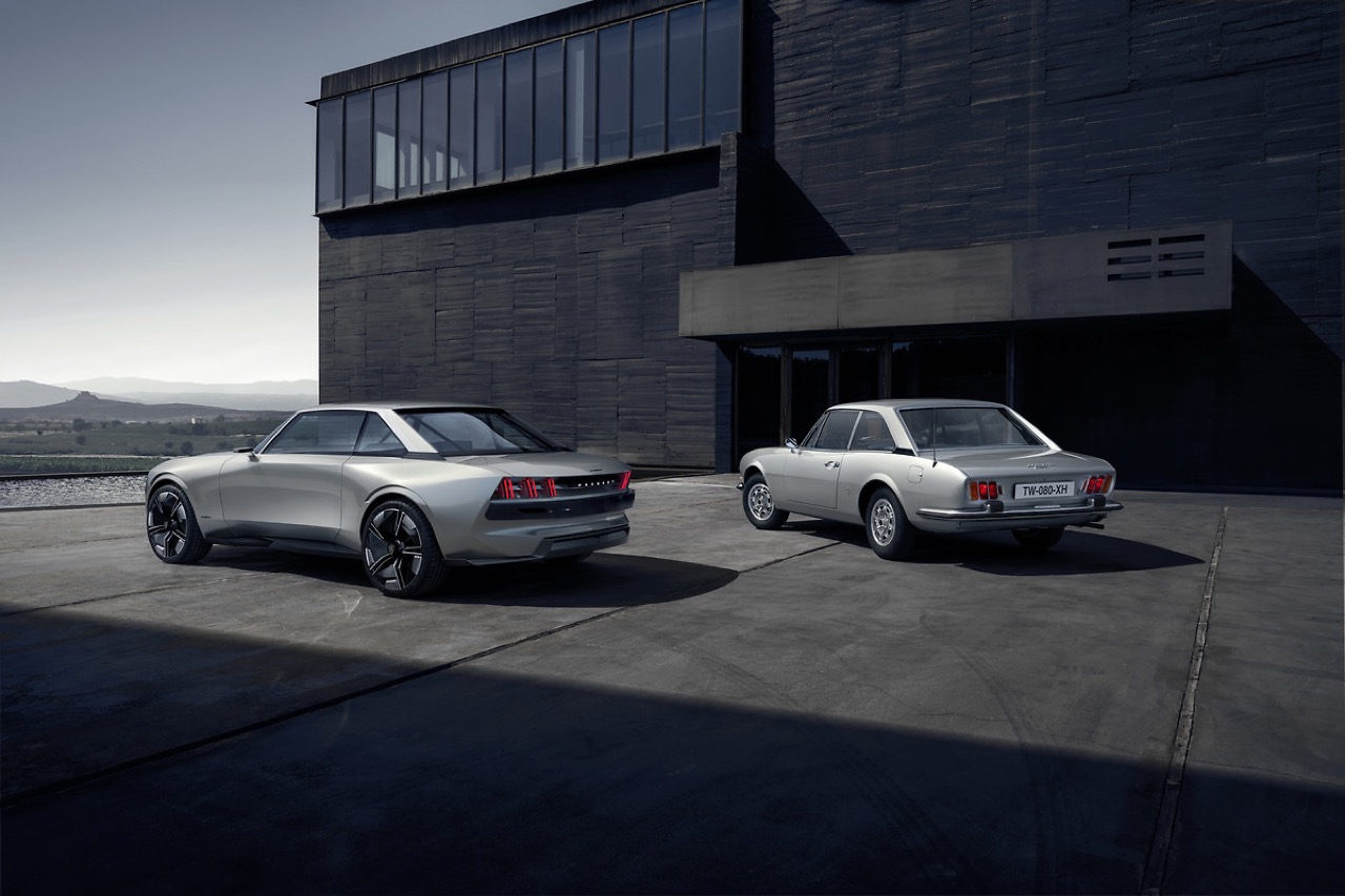 Peugeot e-Legend Concept - Y'en a marre ! 29