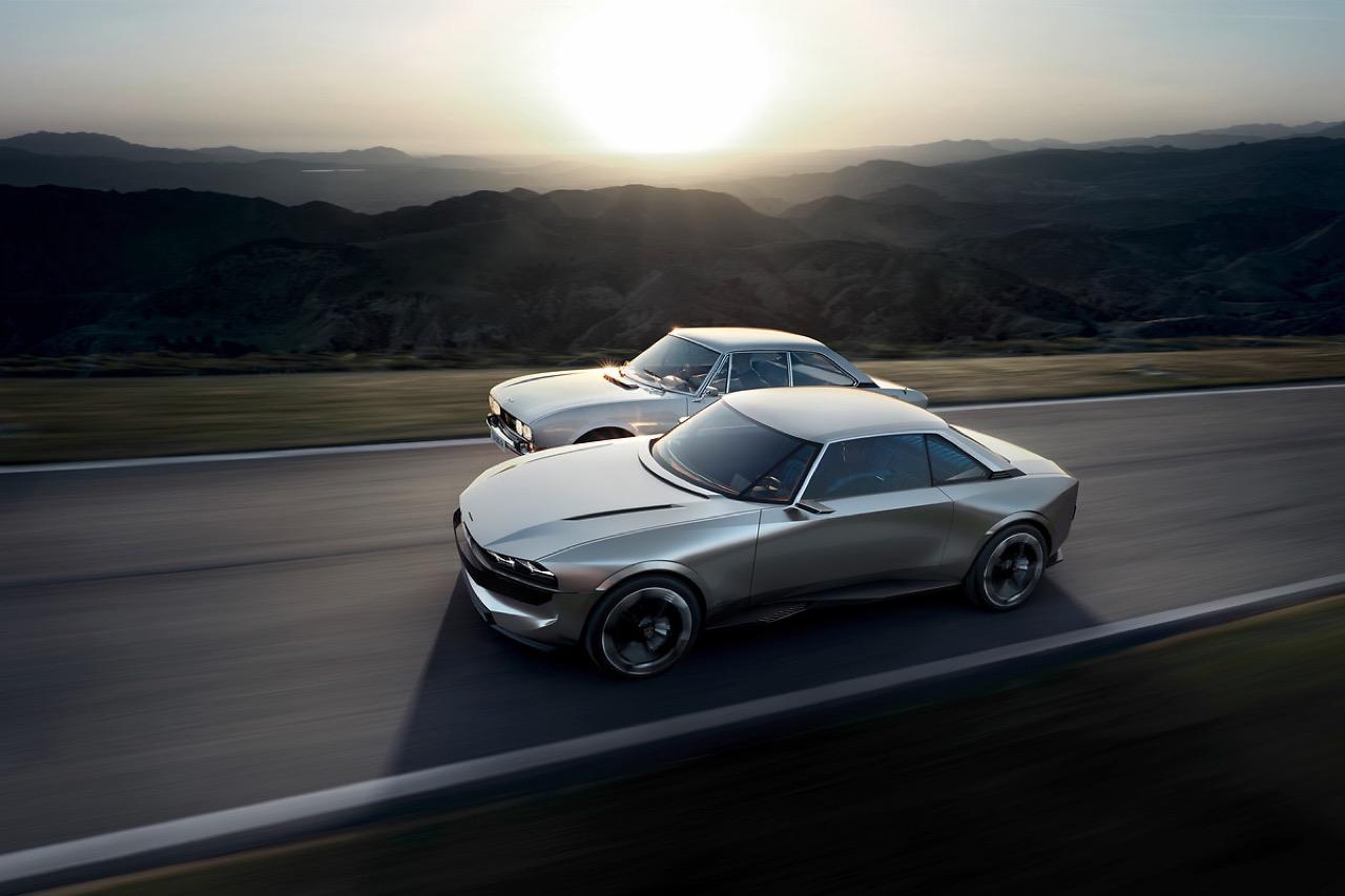 Peugeot e-Legend Concept - Y'en a marre ! 44