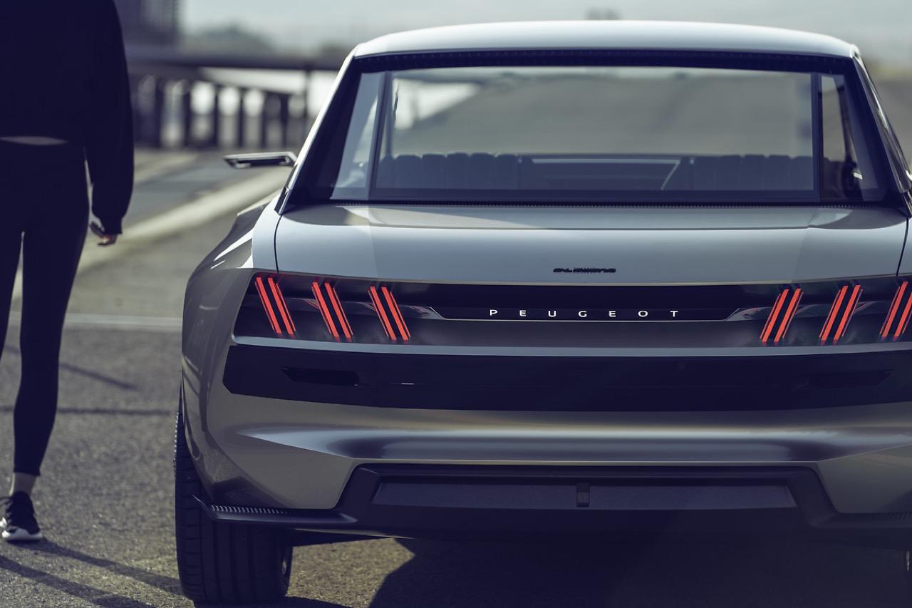 Peugeot e-Legend Concept - Y'en a marre ! 41