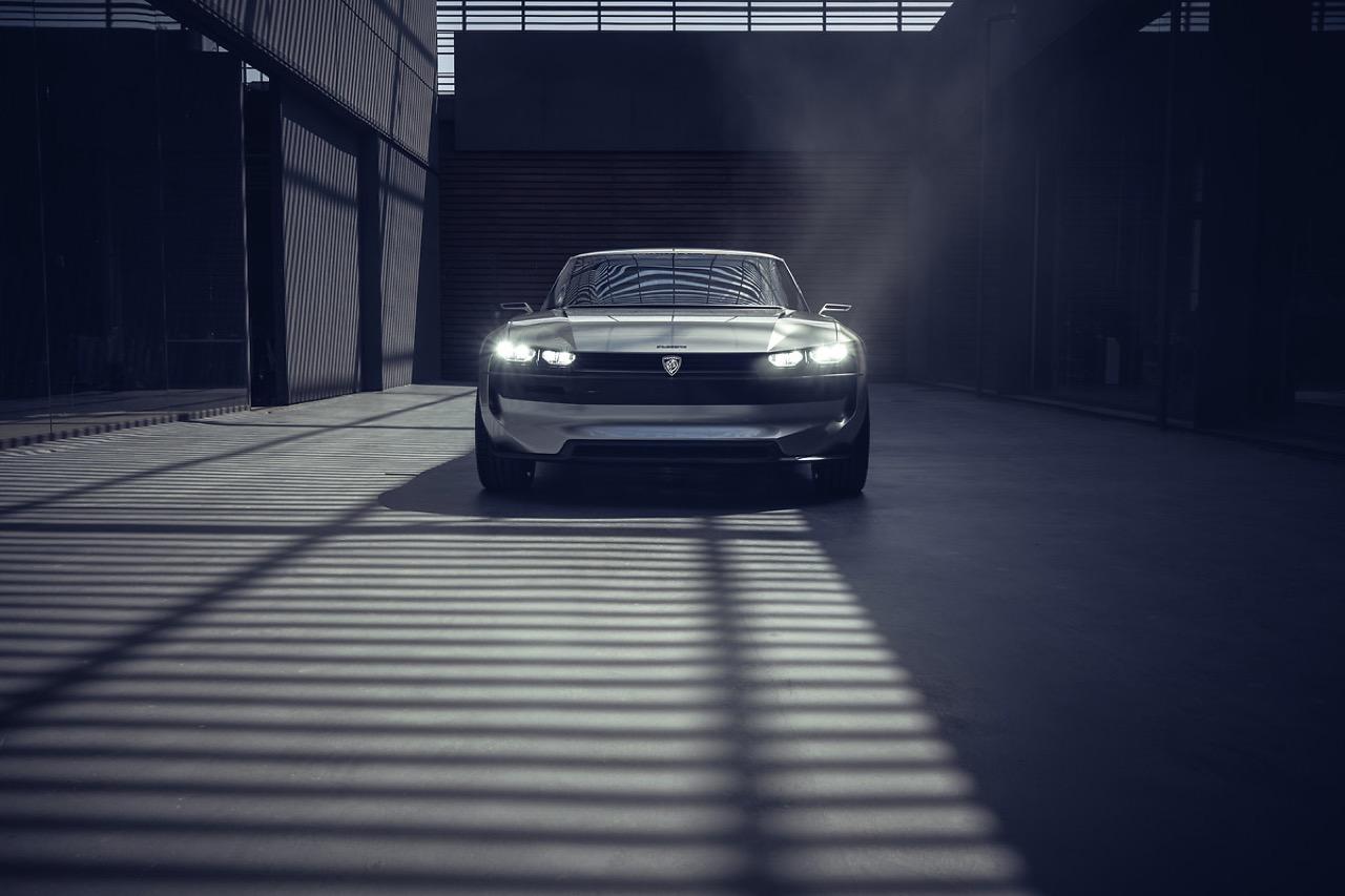 Peugeot e-Legend Concept - Y'en a marre ! 22