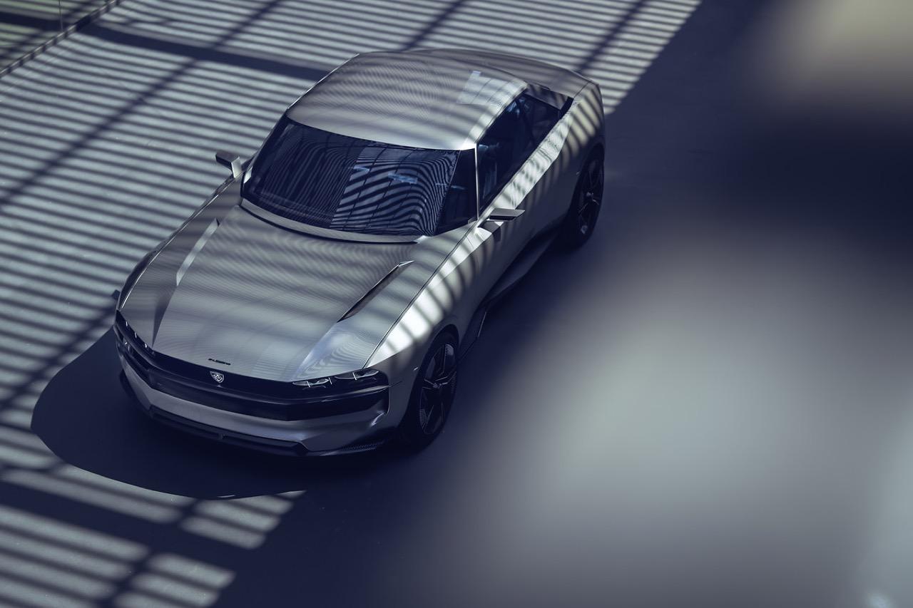 Peugeot e-Legend Concept - Y'en a marre ! 20