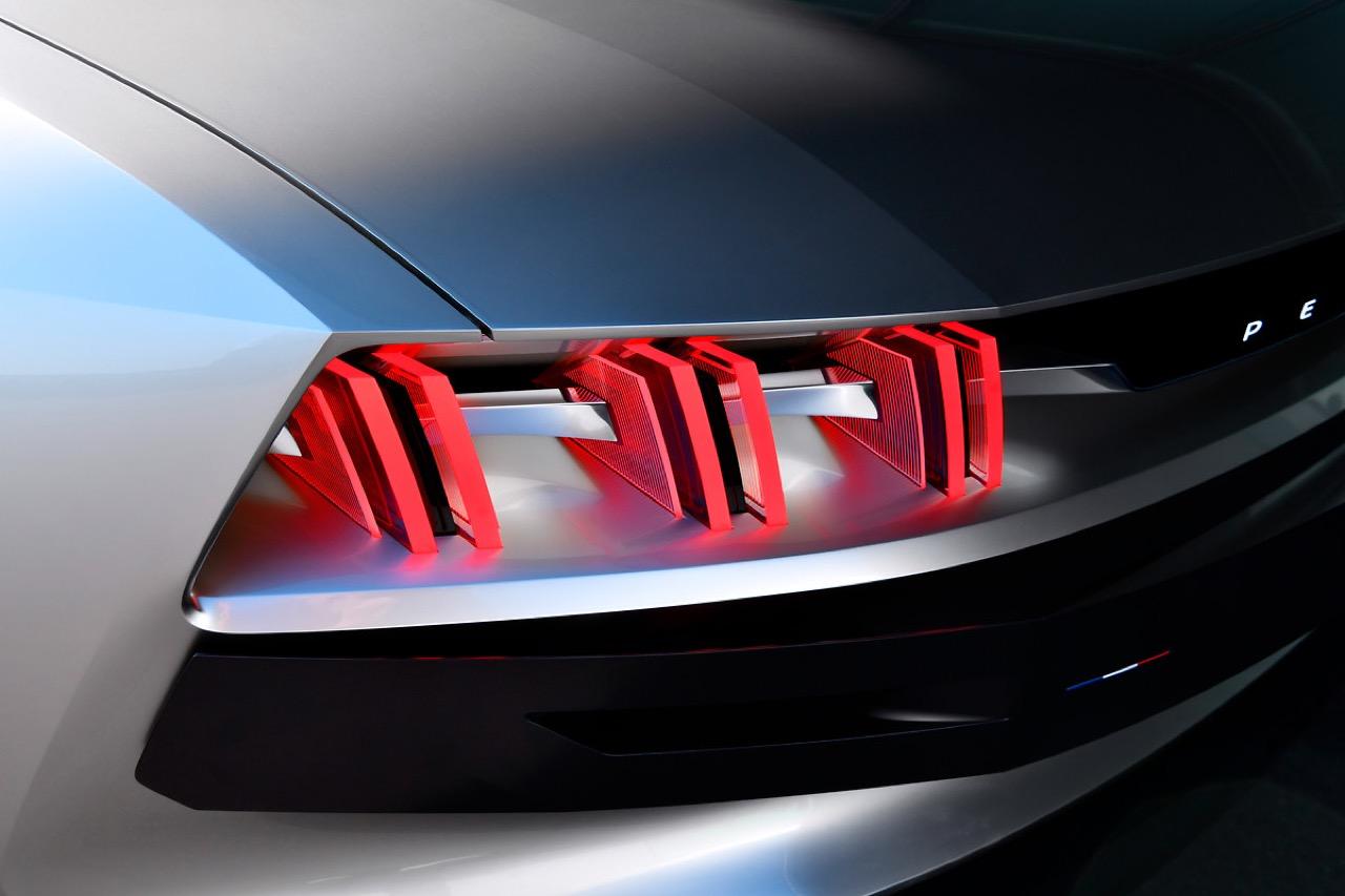 Peugeot e-Legend Concept - Y'en a marre ! 19