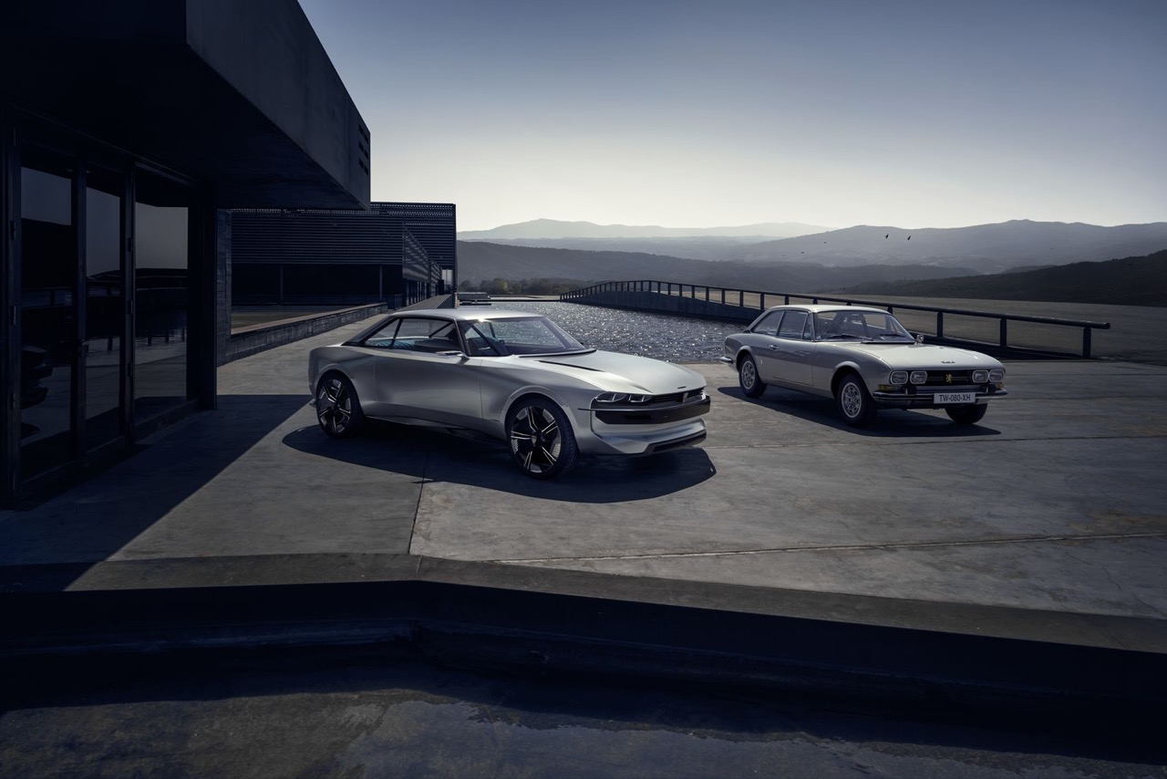 Peugeot e-Legend Concept - Y'en a marre ! 13