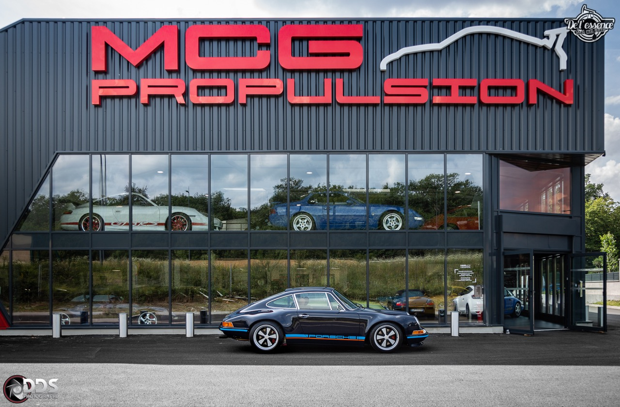 Porsche 911 3.0l SC Backdating - Signée MCG Propulsion ! 1