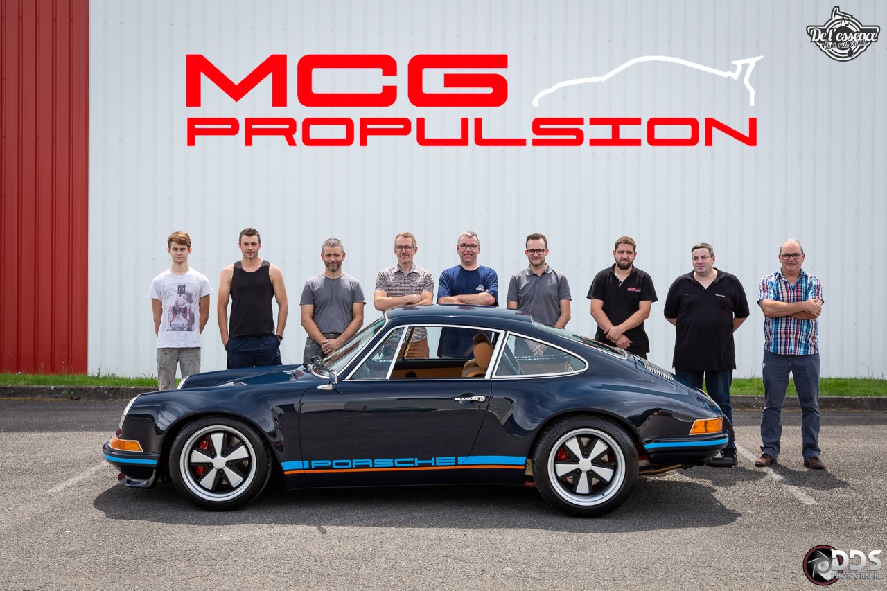 Porsche 911 3.0l SC Backdating - Signée MCG Propulsion ! 41