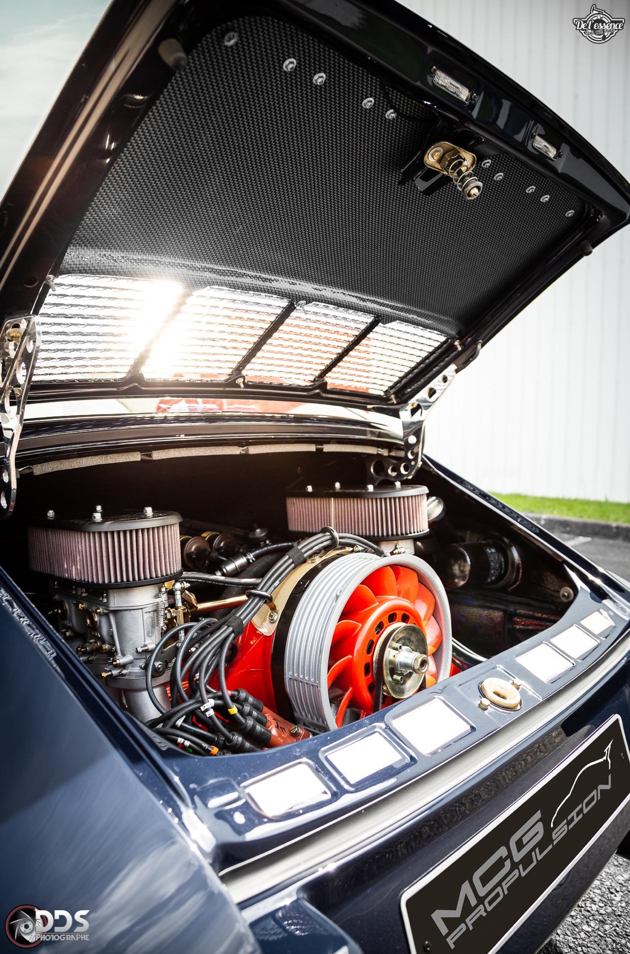 Porsche 911 3.0l SC Backdating - Signée MCG Propulsion ! 33