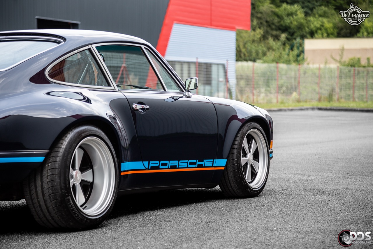 Porsche 911 3.0l SC Backdating - Signée MCG Propulsion ! 17