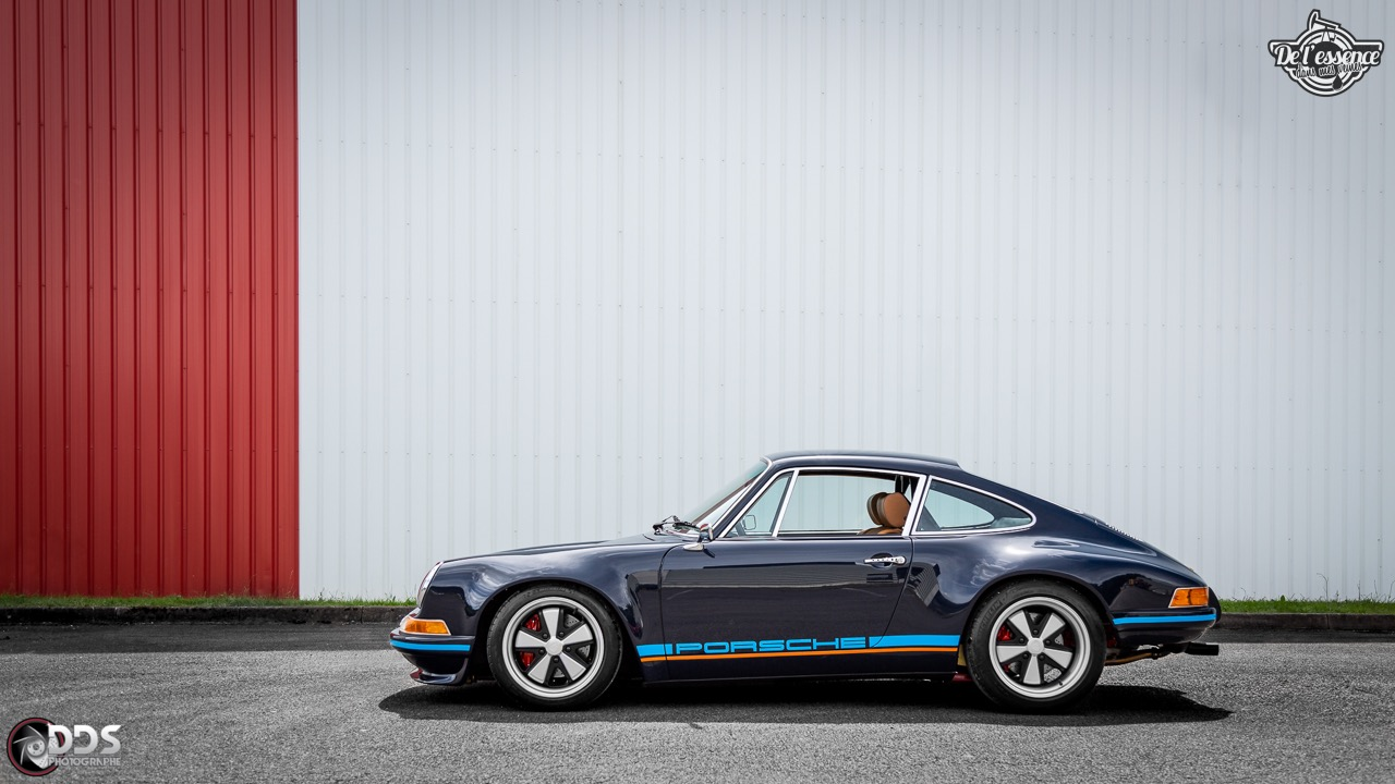 Porsche 911 3.0l SC Backdating - Signée MCG Propulsion ! 3