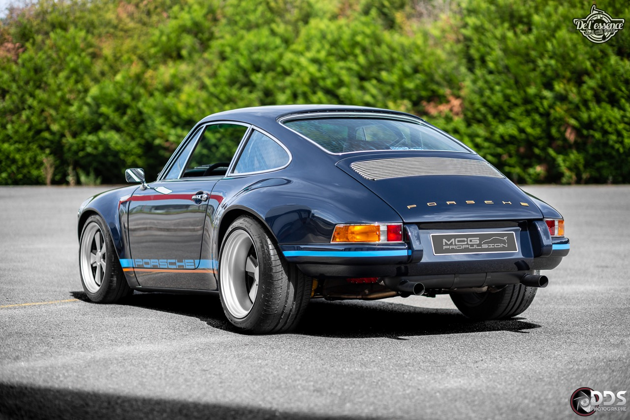 Porsche 911 3.0l SC Backdating - Signée MCG Propulsion ! 8