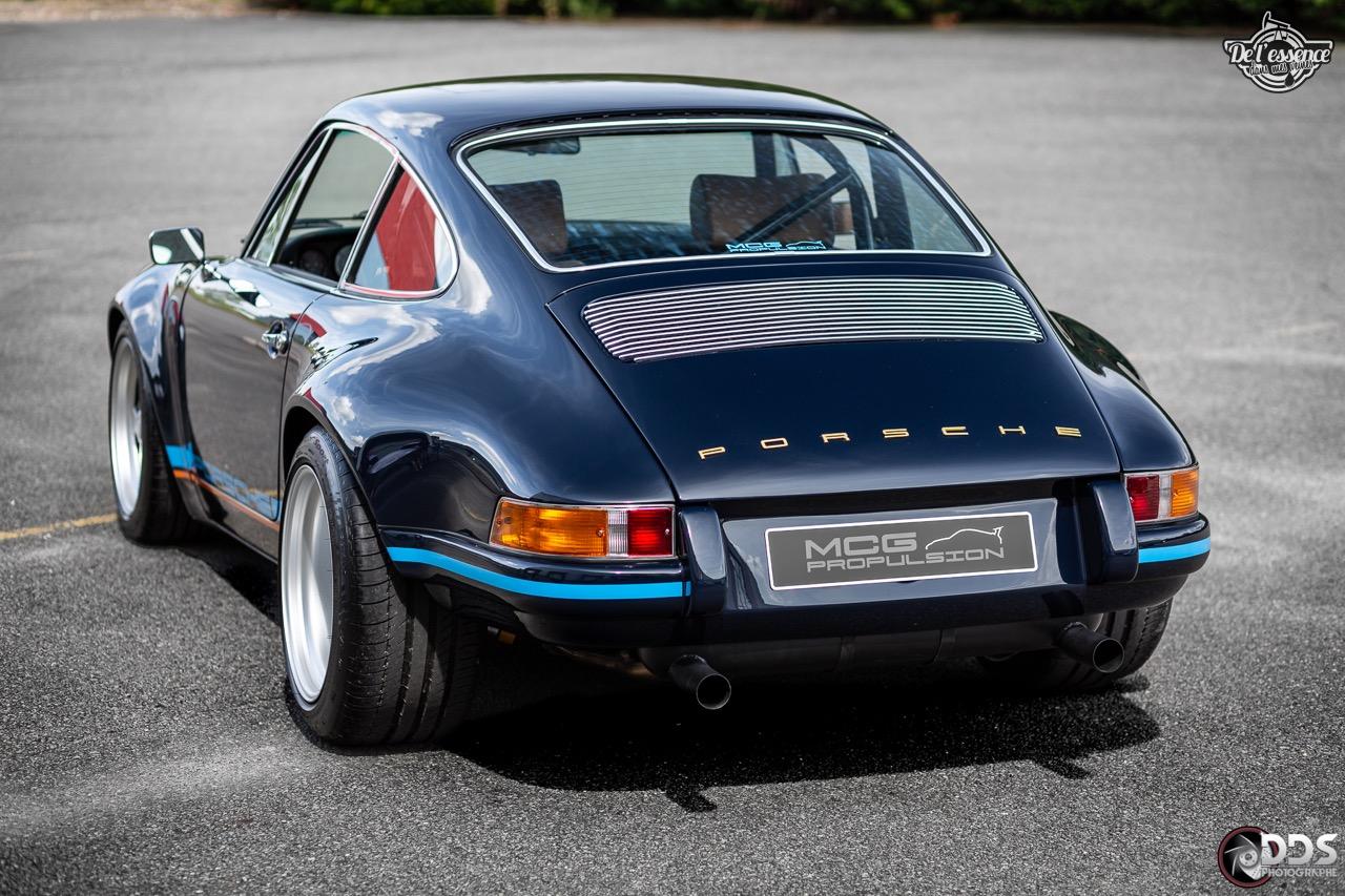Porsche 911 3.0l SC Backdating - Signée MCG Propulsion ! 32