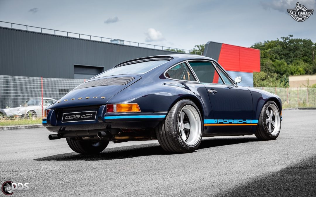 Porsche 911 3.0l SC Backdating – Signée MCG Propulsion !