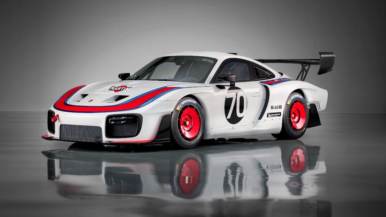 Porsche 935 Moby Dick 2K18... Le passé, c'est demain ! 19