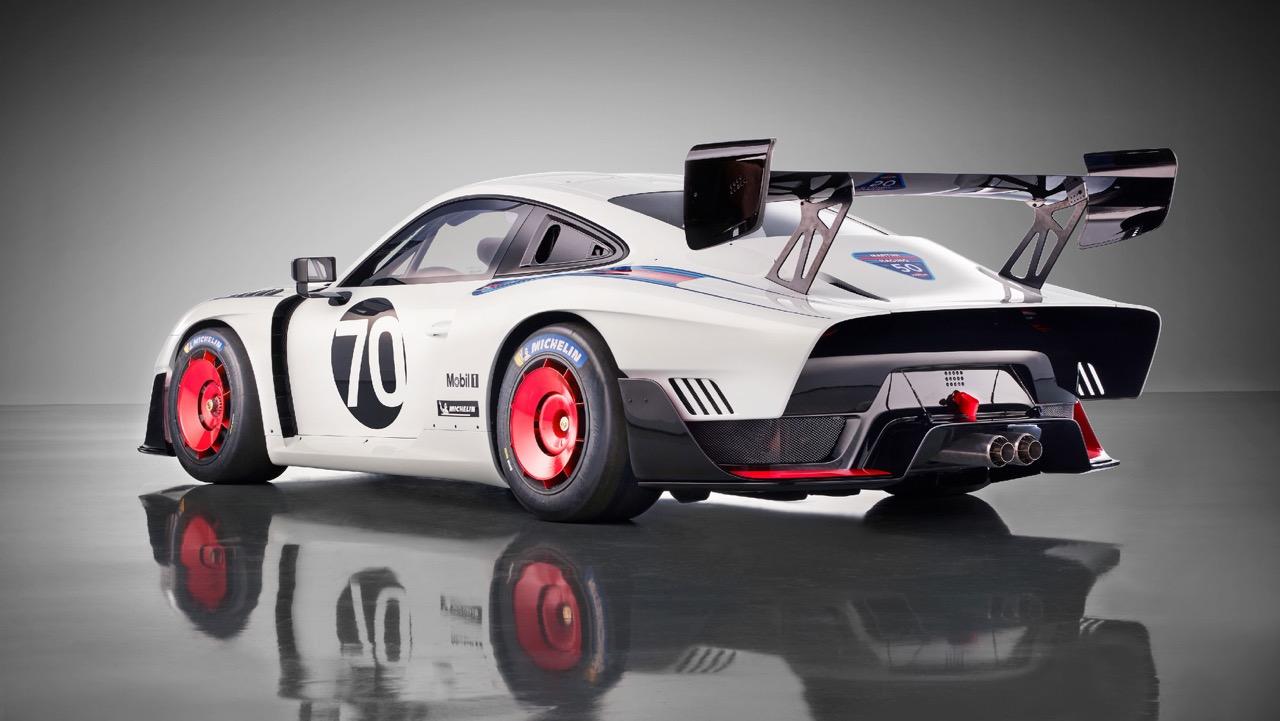 Porsche 935 Moby Dick 2K18... Le passé, c'est demain ! 6