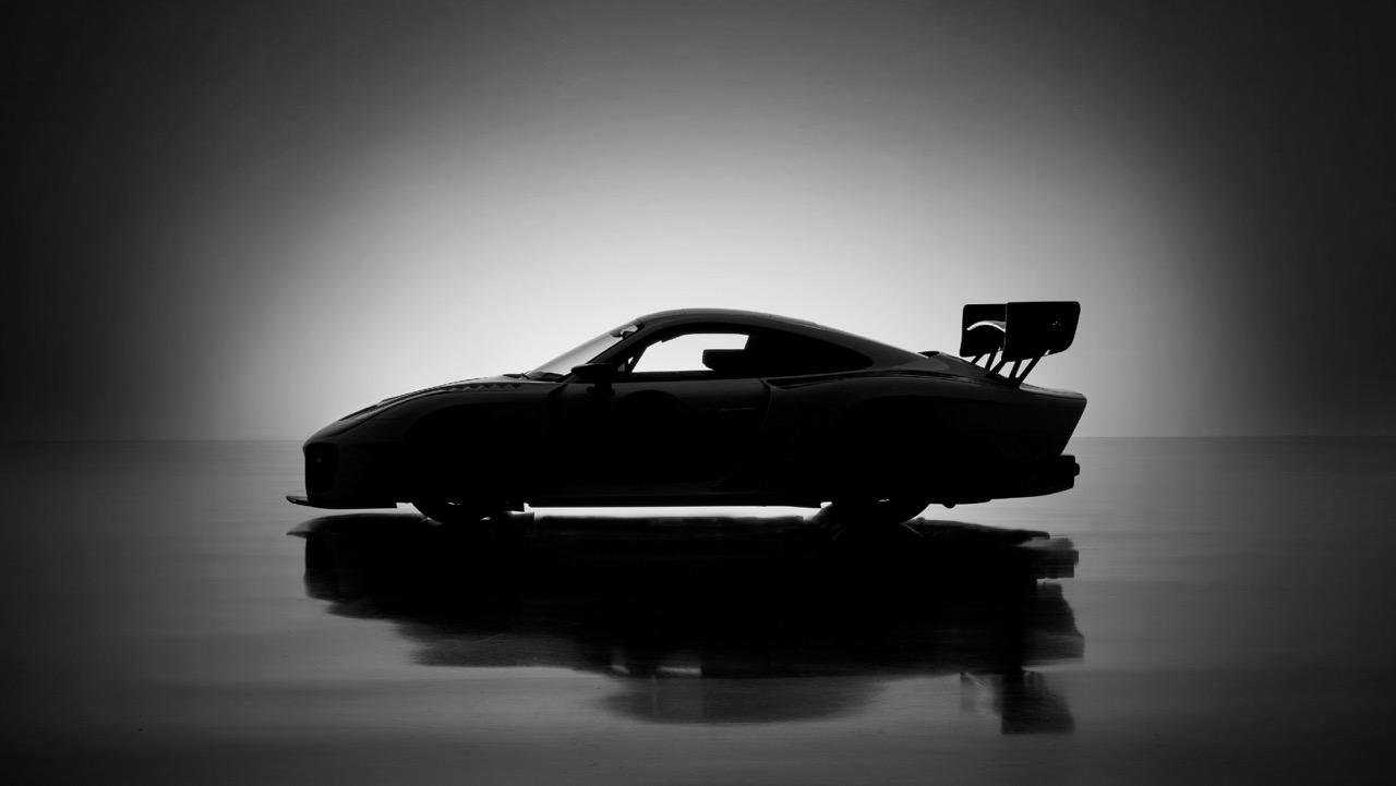 Porsche 935 Moby Dick 2K18... Le passé, c'est demain ! 1