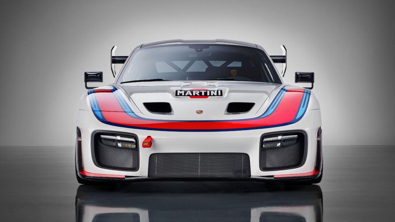 Porsche 935 Moby Dick 2K18... Le passé, c'est demain ! 7