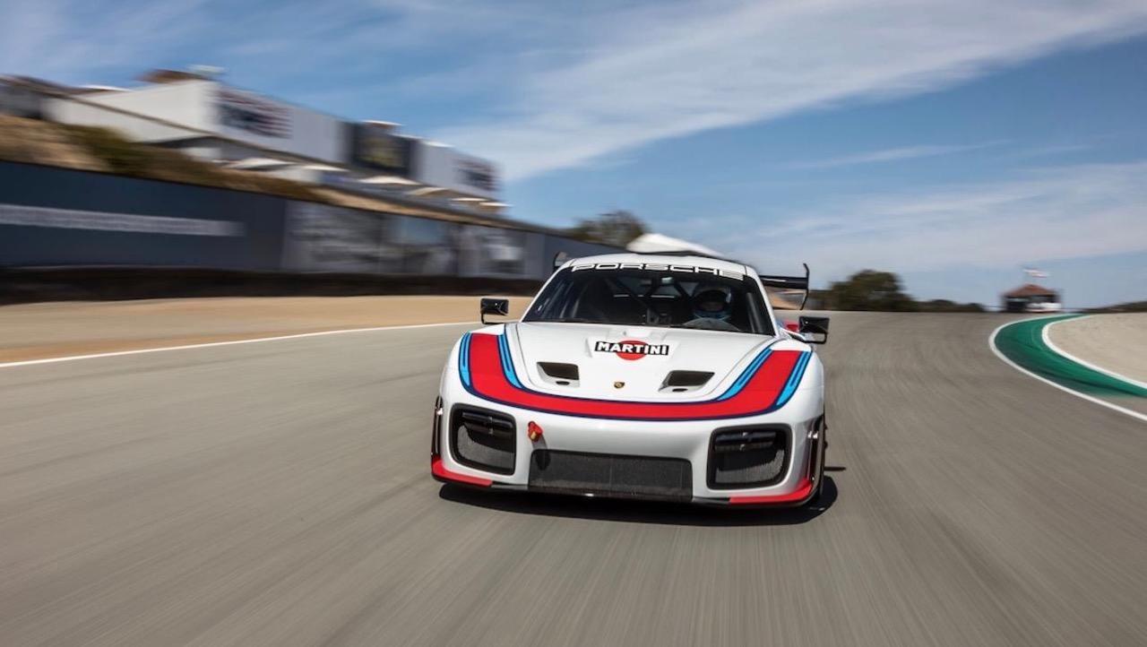 Porsche 935 Moby Dick 2K18... Le passé, c'est demain ! 15