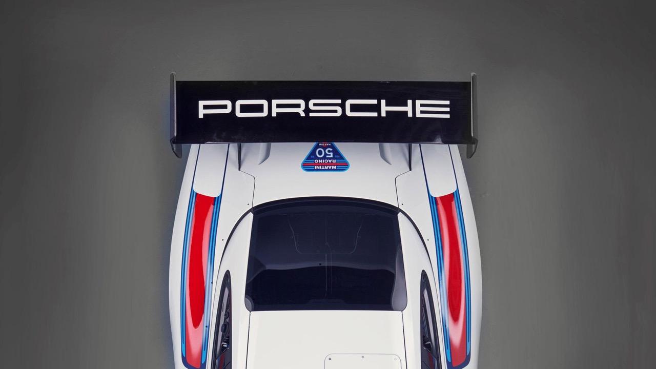 Porsche 935 Moby Dick 2K18... Le passé, c'est demain ! 5