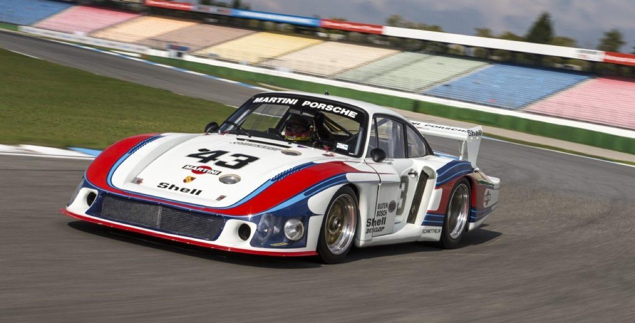 Porsche 935 Moby Dick 2K18... Le passé, c'est demain ! 3
