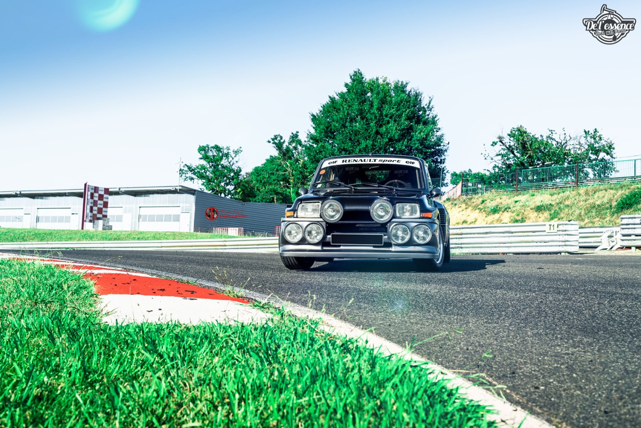 R5 Turbo 2... Maxi look, maxi bête ! 36