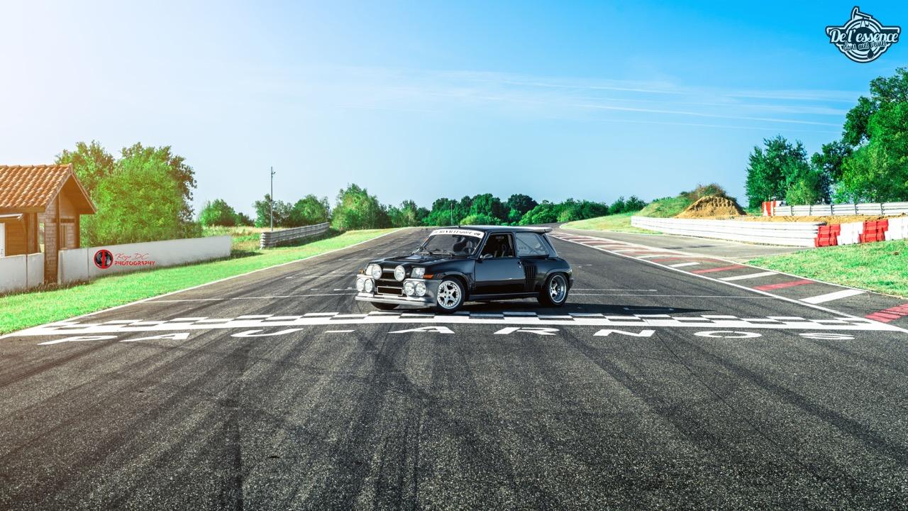 R5 Turbo 2... Maxi look, maxi bête ! 45