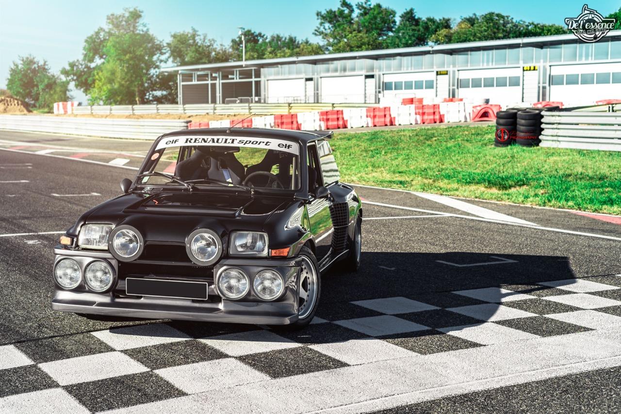 R5 Turbo 2... Maxi look, maxi bête ! 38