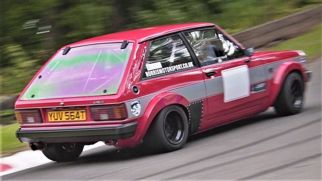 Hillclimb Monster : Talbot Sunbeam Lotus... En Cosworth de 550 ch ! 19