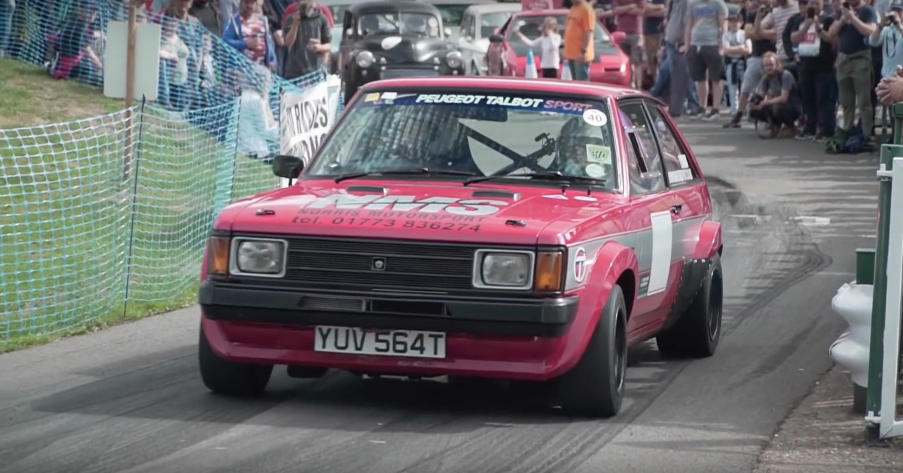 Hillclimb Monster : Talbot Sunbeam Lotus... En Cosworth de 550 ch ! 23