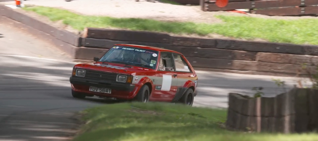 Hillclimb Monster : Talbot Sunbeam Lotus... En Cosworth de 550 ch ! 21