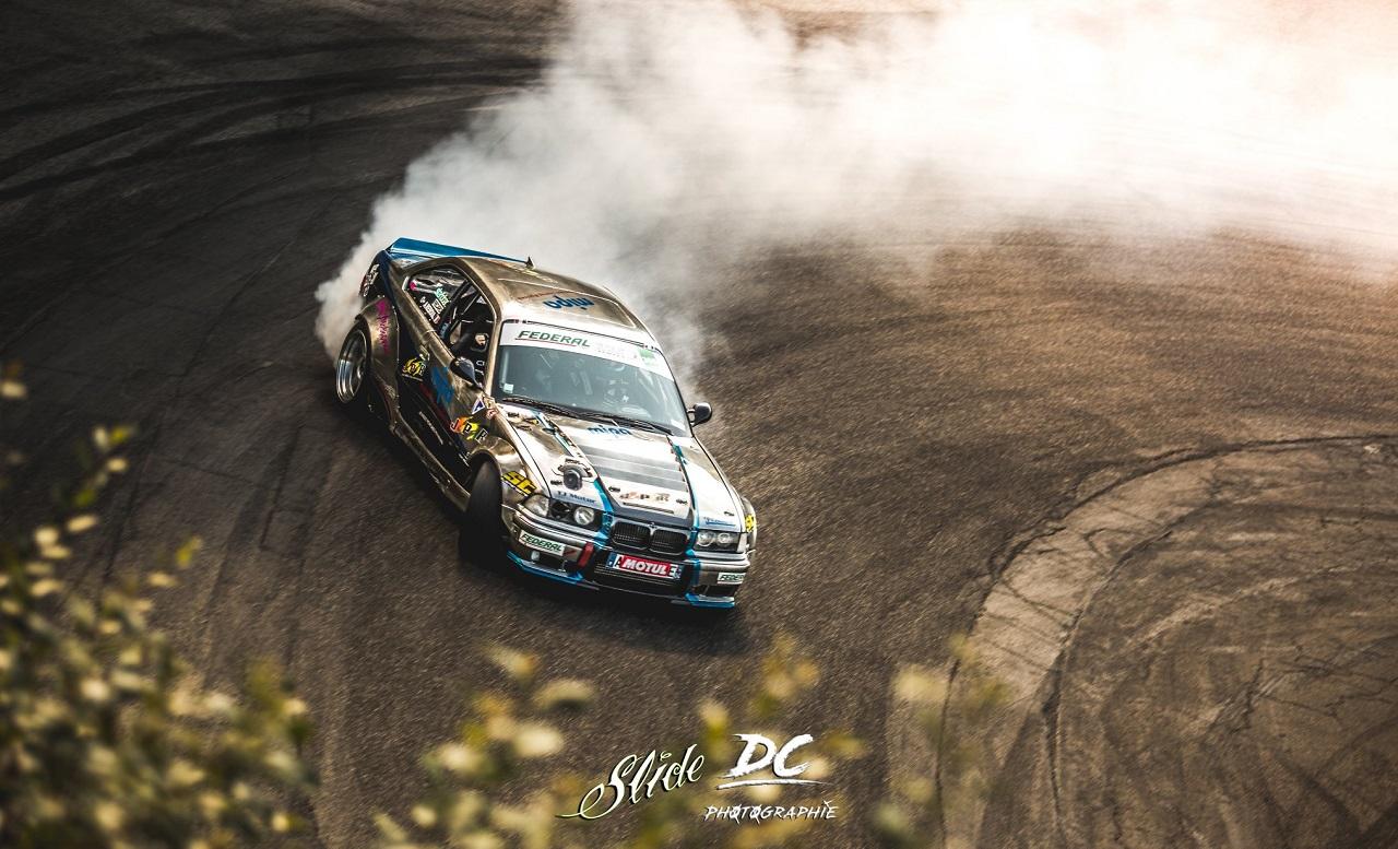 #Drifteur : Alain Reboul et son E36 ! 5