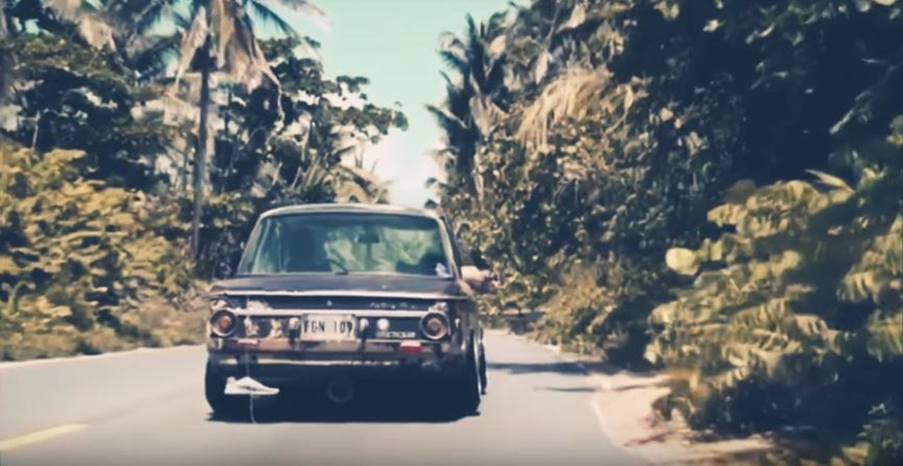 BMW 2002 Rat's - Rusty Funny ! 23