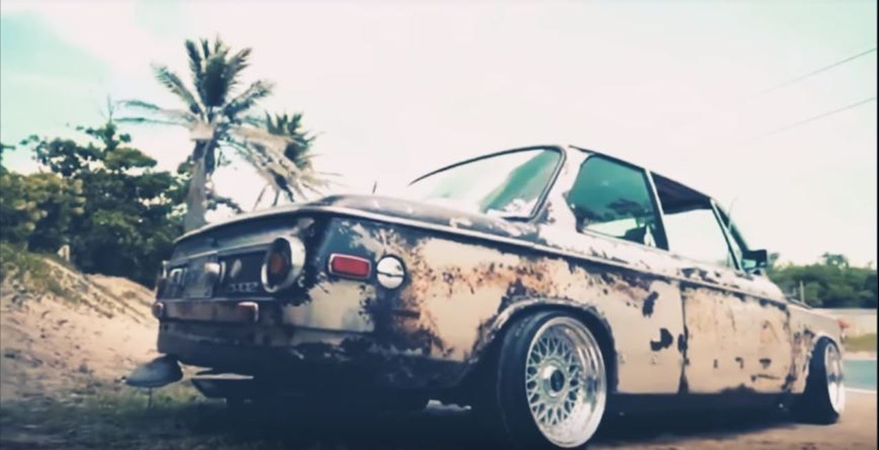 BMW 2002 Rat's - Rusty Funny ! 18