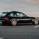 BMW Z3 Coupé – Posey aussi !