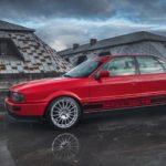 Audi 80 Compétition... Série limitée, encore plus limitée !