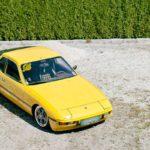 Bagged Porsche 924… Aucun scrupule !