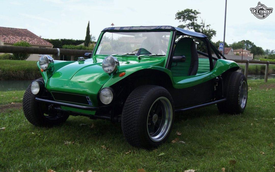 Buggy LM1… Le plastique c'est fantastique !