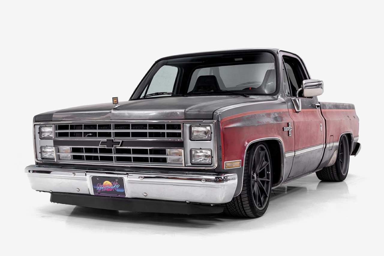 '86 Pick Up Chevy Silverado par Classic Car Studio 13