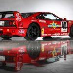 Ferrari F40 JGTC Taisan Street Legal !
