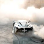 Ferrari LaFerrari… Covering & Donuts !