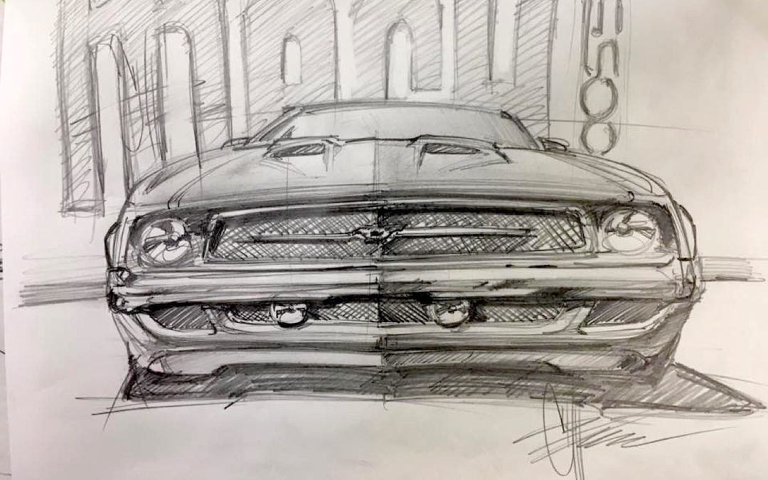 '71 Ford Mustang Mach 1 – MachFoose !
