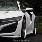 Honda NSX Kansai Service : Y'a que les japs qui osent !