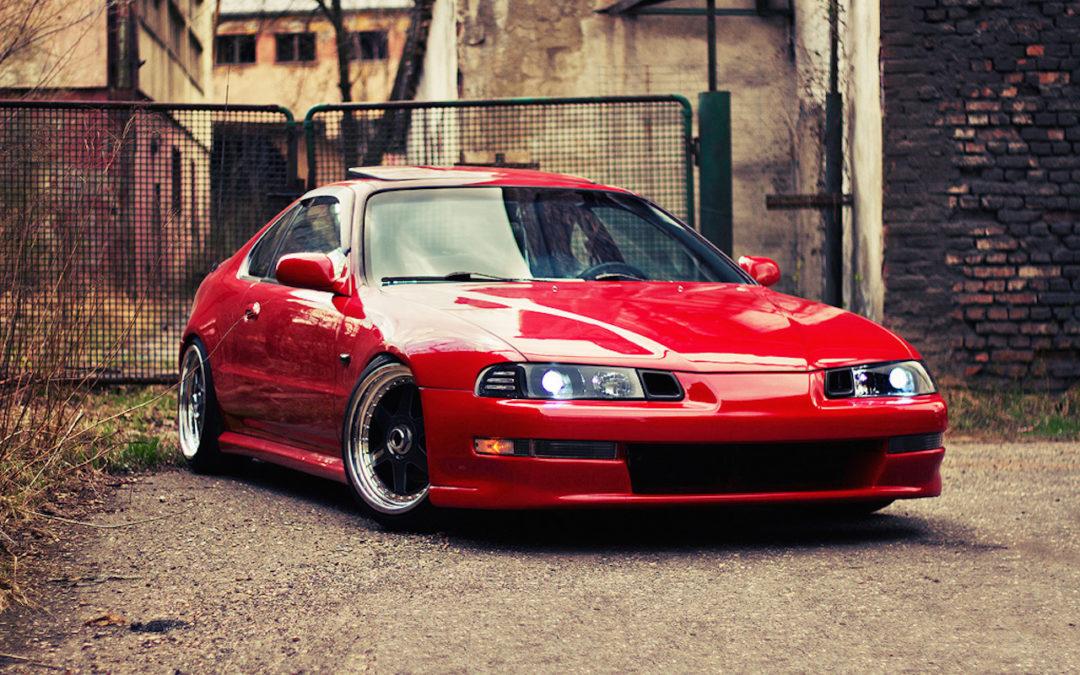 Honda Prelude 4g… Le meilleur coupé des 90's !