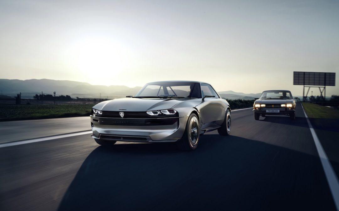 Peugeot e-Legend Concept – Y'en a marre !