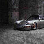 Slammed Porsche 964 Carrera 4 – Les russes en ont marre !