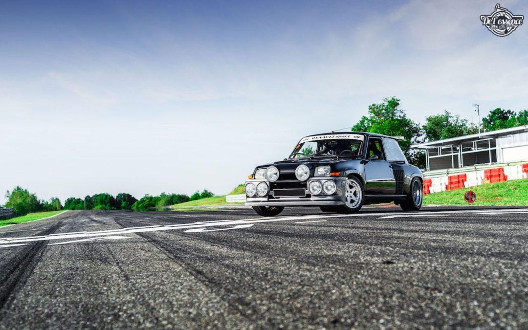 R5 Turbo 2… Maxi look, maxi bête !