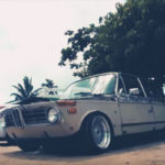 BMW 2002 Rat's - Rusty Funny !