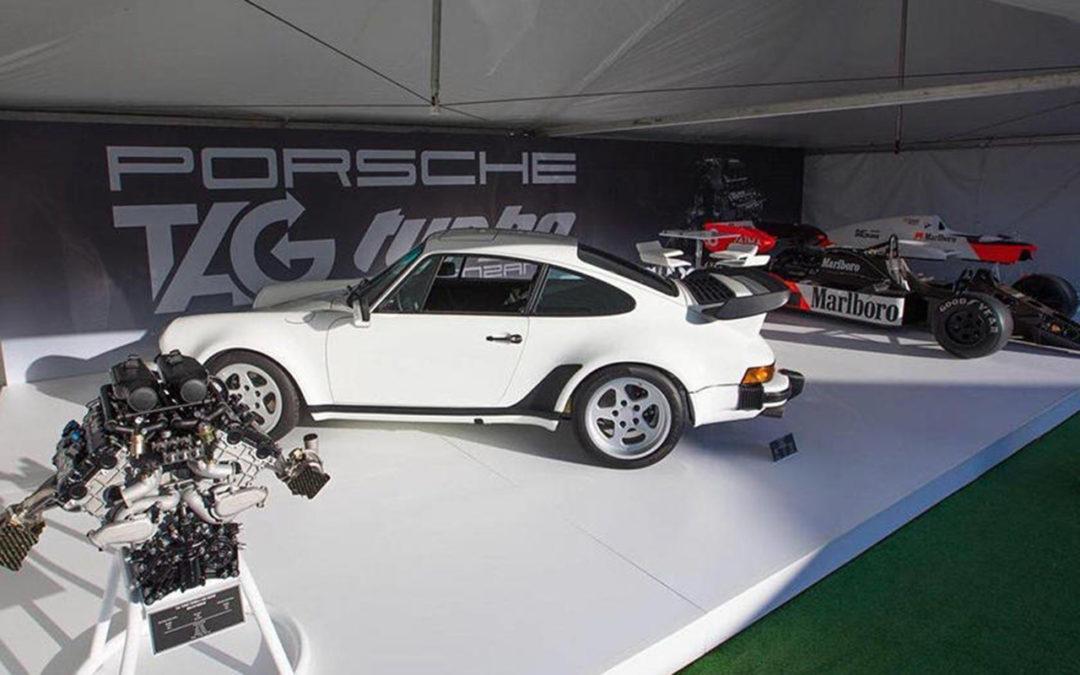OVNI : Une 911 avec un moteur de F1 !