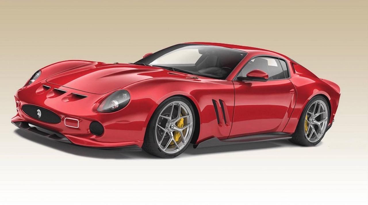 Ares Design : Legends Reborn - Au tour de la Ferrari 250 GTO ! 14
