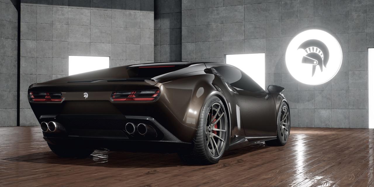 Ares Design : Legends Reborn - Au tour de la Ferrari 250 GTO ! 27